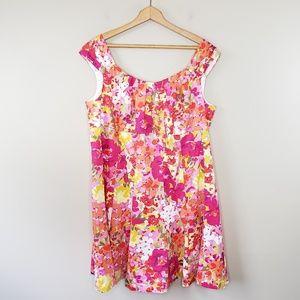 Dress Barn Dresses - Dress Barn Woman | Vibrant Floral Dress
